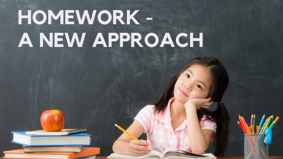 Homework – a new approach